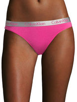 Calvin Klein Radiant Cotton Thong