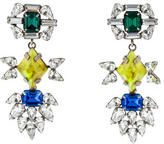 Dannijo Crystal Chandelier Earrings