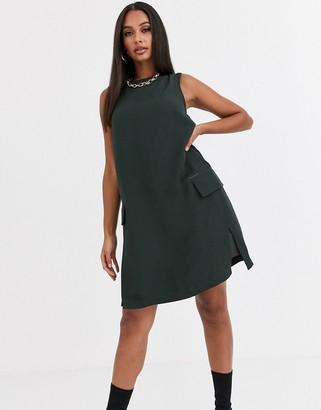 G Star G-Star utility pocket dress-Black