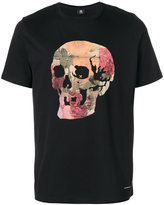 Paul Smith floral skull T-shirt