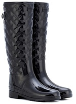 Hunter Refined Tall rubber boots