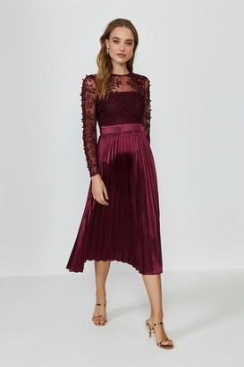 Coast Lace Midi Dress