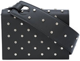Perrin Paris studded clutch