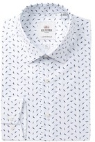 Ben Sherman Soho Bird Skinny Fit Dress Shirt