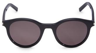 Saint Laurent 49MM Panthos Sunglasses