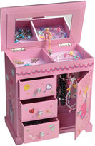 Asstd National Brand Mele & Co. Krista Girl's Musical Ballerina Jewelry Box