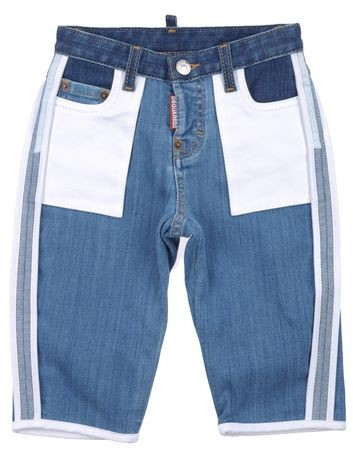 DSQUARED2 Denim bermudas