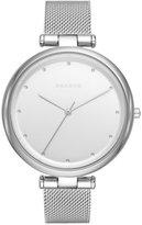 Skagen Women's Tanja Stainless Steel Mesh Bracelet Watch 38mm SKW2485