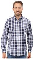 James Campbell Zond Long Sleeve Woven Shirt