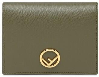 Fendi small F Is wallet