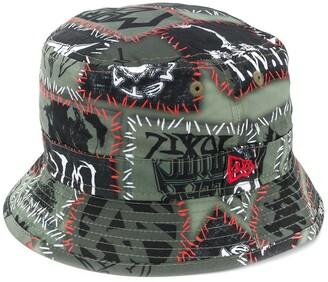 Kokon To Zai New Era Monster bucket hat