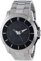 Kenneth Cole New York Kenneth Cole Men's Newness KC9110 Stainless-Steel Quartz Watch