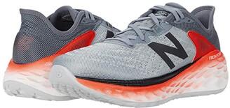 New Balance Fresh Foam More v2 (Black/Magnet) Men's Running Shoes