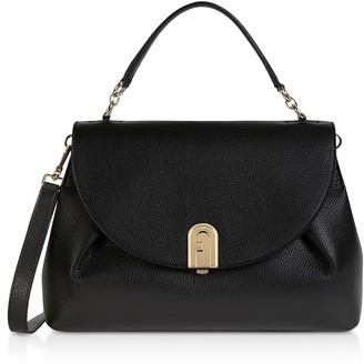 Furla Sleek M Top Handle Bag