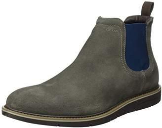 Geox Men's U Uvet A Chelsea Boots,(45 EU)