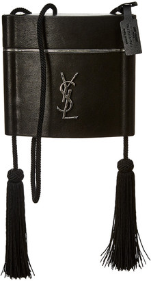 Saint Laurent Medium Opium Leather Shoulder Bag