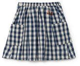 Bobo Choses Pocket Gingham Skirt