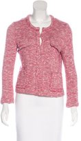 Etoile Isabel Marant Knit Patterned Cardigan