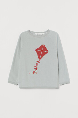 H&M Terry Top