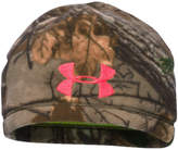 Under Armour Women's Coldgear Infrared Scent Control Camo Beanie