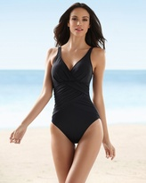 Magicsuit Solid Gabby One Piece Swimsuit