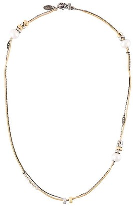 Iosselliani 'Silver Heritage' pearl necklace