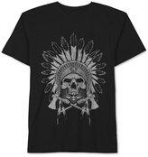 JEM Men's Thunderbird Skull T-Shirt
