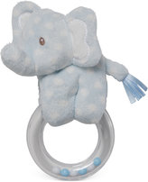 Gund Baby Lolly & Friends Toy Elephant Rattle