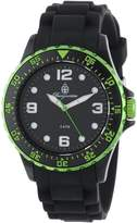 Burgmeister Men's BM605-622A Dark Sky Analog Watch