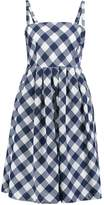 Louche KALISTA Summer dress navy/white