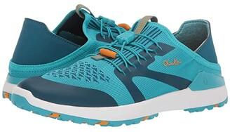 OluKai Miki Trainer (Tropical Blue/Teal) Women's Shoes