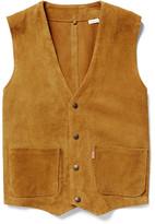 Levi's Shorthorn Suede Vest
