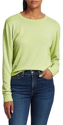 Rag & Bone Avryl Knit Long-Sleeve Pullover