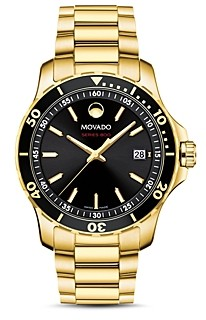 Movado Series 800 Watch, 40mm