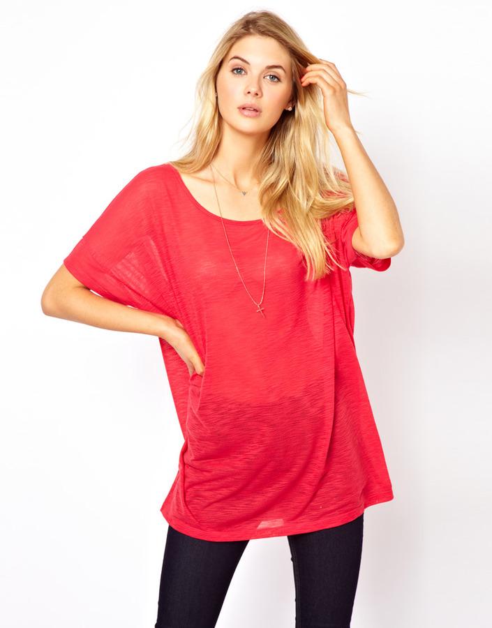 Vila Slouchy T-Shirt