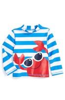 Little Me Infant Boy's Crab Rashguard