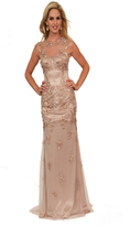 Atria Dresses - AC667542 Gown in Dusty Rose