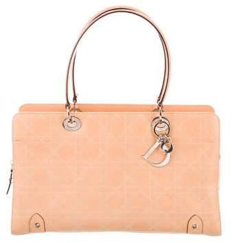 Christian Dior Cannage East West Lady Bag