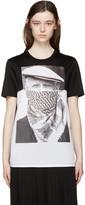 Neil Barrett Black & White Picasso T-Shirt