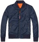 Tommy Hilfiger Th Kids Reversible Bomber Jacket