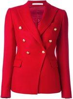 Tagliatore peaked lapels jacket
