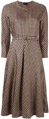 Aspesi all-over print dress