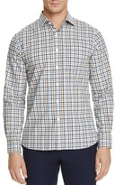 Todd Snyder Multi Check Regular Fit Button-Down Shirt