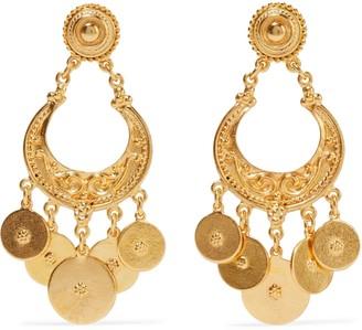 Ben-Amun Ben Amun Gold-tone Earrings
