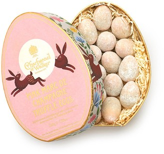 Charbonnel et Walker Pink Marc De Champagne Easter Egg Shaped Truffles 200G
