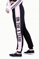 Select Fashion Fashion Womens Black On The A Team Jogger - size 6