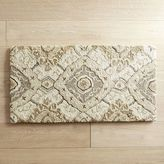"Pier 1 Imports Cloud Step® Diamond Tan 22""x42"" Memory Foam Rug"