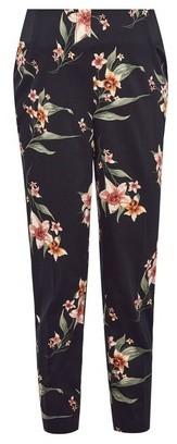 Dorothy Perkins Womens Dp Maternity Black Trousers