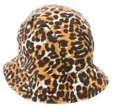 Albertus Swanepoel Animal Print Bucket Hat
