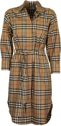 Burberry Isotta Pinafore Dress